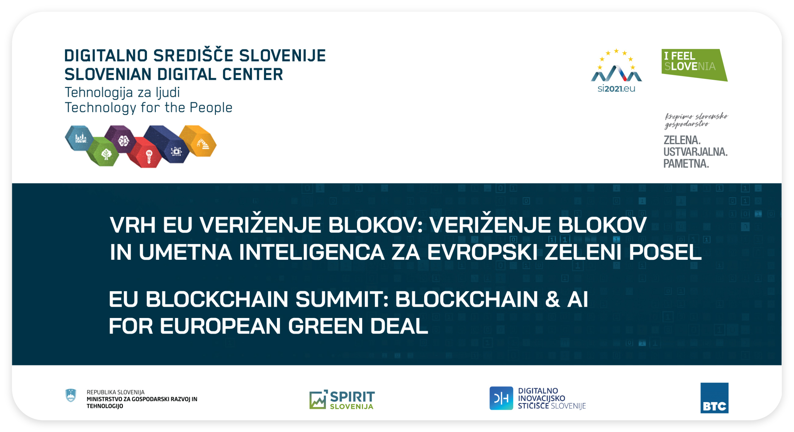 44 Spletna Stran Vrh EU Veriženje Blokov b