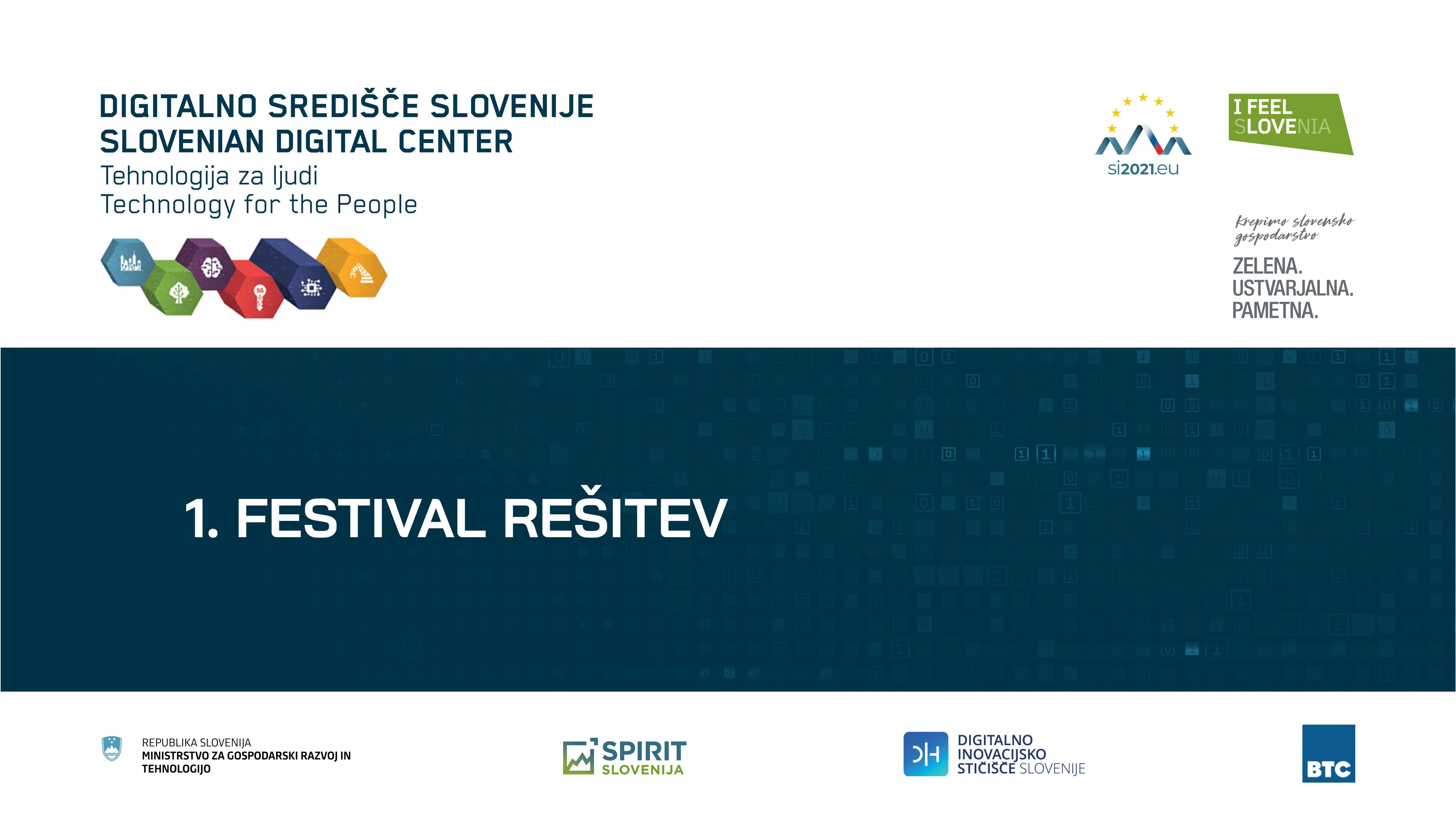 Banner 1 festival rešitev