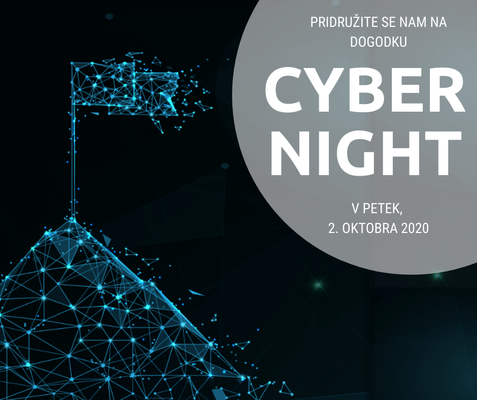 Cyber Night promo 1