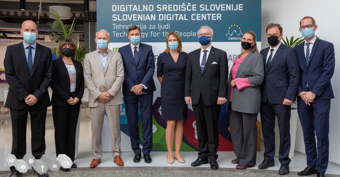 DSS obisk latvijskega predsednika Foto Matjaz Ocko 2 splet
