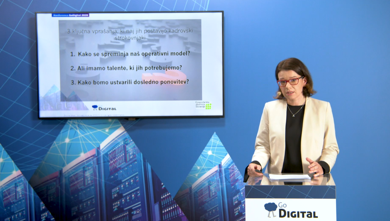 Ines Gergorić Go Digital