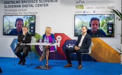 Digitalizacija je nacionalna prioriteta na poti k digitalni in zeleni Sloveniji