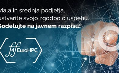 Priložnost za MSP: Izkusite uporabo naprednih superračunalniških storitev